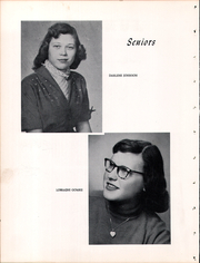 Page 14, 1954 Edition, Kremlin High School - Lair Yearbook (Kremlin, MT) online yearbook collection