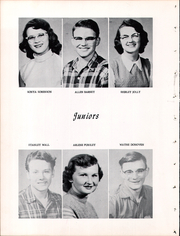 Page 16, 1954 Edition, Kremlin High School - Lair Yearbook (Kremlin, MT) online yearbook collection