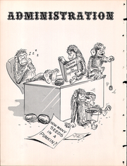 Page 8, 1954 Edition, Kremlin High School - Lair Yearbook (Kremlin, MT) online yearbook collection