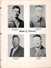 Page 9, 1954 Edition, Kremlin High School - Lair Yearbook (Kremlin, MT) online yearbook collection