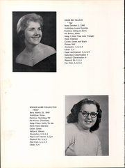 Page 14, 1959 Edition, Kremlin High School - Lair Yearbook (Kremlin, MT) online yearbook collection