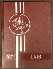 Page 1, 1967 Edition, Kremlin High School - Lair Yearbook (Kremlin, MT) online yearbook collection