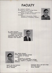 Page 12, 1967 Edition, Kremlin High School - Lair Yearbook (Kremlin, MT) online yearbook collection