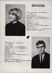 Page 16, 1967 Edition, Kremlin High School - Lair Yearbook (Kremlin, MT) online yearbook collection