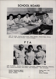 Page 8, 1967 Edition, Kremlin High School - Lair Yearbook (Kremlin, MT) online yearbook collection