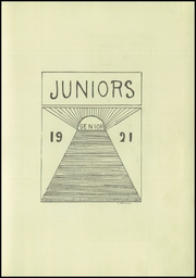 Page 17, 1920 Edition, Teton County High School - Pow Wow Yearbook (Choteau, MT) online yearbook collection