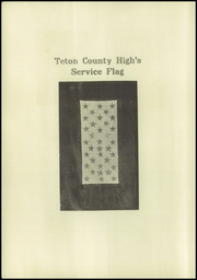 Page 6, 1920 Edition, Teton County High School - Pow Wow Yearbook (Choteau, MT) online yearbook collection