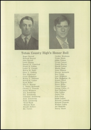 Page 7, 1920 Edition, Teton County High School - Pow Wow Yearbook (Choteau, MT) online yearbook collection