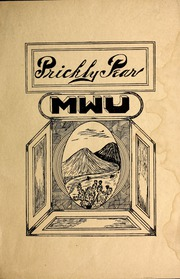 1915 Edition, Montana Wesleyan University - Prickly Pear Yearbook (Helena, MT)