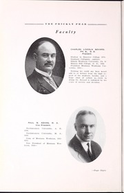 Page 10, 1915 Edition, Montana Wesleyan University - Prickly Pear Yearbook (Helena, MT) online yearbook collection