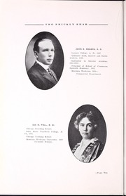 Page 12, 1915 Edition, Montana Wesleyan University - Prickly Pear Yearbook (Helena, MT) online yearbook collection