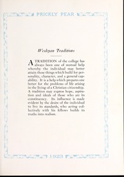 Page 15, 1923 Edition, Montana Wesleyan University - Prickly Pear Yearbook (Helena, MT) online yearbook collection