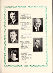 Page 17, 1929 Edition, Intermountain Union College - Prickly Pear Yearbook (Helena, MT) online yearbook collection