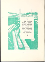 Page 8, 1929 Edition, Intermountain Union College - Prickly Pear Yearbook (Helena, MT) online yearbook collection