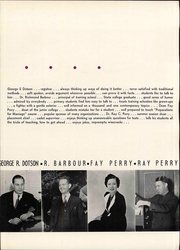 Page 15, 1939 Edition, San Diego State University - Del Sudoeste Yearbook (San Diego, CA) online yearbook collection