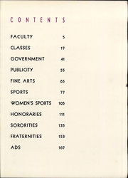 Page 7, 1939 Edition, San Diego State University - Del Sudoeste Yearbook (San Diego, CA) online yearbook collection