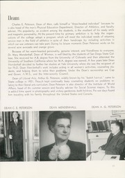 Page 15, 1945 Edition, San Diego State University - Del Sudoeste Yearbook (San Diego, CA) online yearbook collection