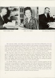 Page 16, 1945 Edition, San Diego State University - Del Sudoeste Yearbook (San Diego, CA) online yearbook collection