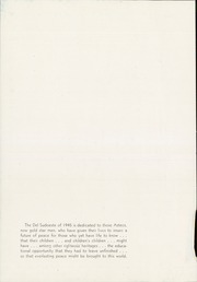Page 6, 1945 Edition, San Diego State University - Del Sudoeste Yearbook (San Diego, CA) online yearbook collection