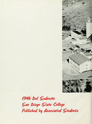 Page 6, 1946 Edition, San Diego State University - Del Sudoeste Yearbook (San Diego, CA) online yearbook collection
