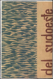 1952 Edition, San Diego State University - Del Sudoeste Yearbook (San Diego, CA)