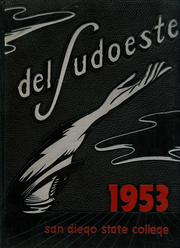 1953 Edition, San Diego State University - Del Sudoeste Yearbook (San Diego, CA)