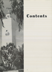 Page 10, 1954 Edition, San Diego State University - Del Sudoeste Yearbook (San Diego, CA) online yearbook collection