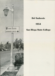 Page 5, 1954 Edition, San Diego State University - Del Sudoeste Yearbook (San Diego, CA) online yearbook collection