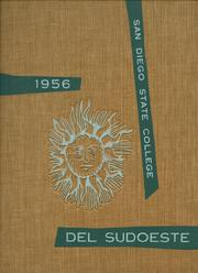1956 Edition, San Diego State University - Del Sudoeste Yearbook (San Diego, CA)