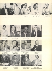 Page 15, 1956 Edition, San Diego State University - Del Sudoeste Yearbook (San Diego, CA) online yearbook collection