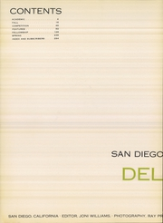 Page 6, 1956 Edition, San Diego State University - Del Sudoeste Yearbook (San Diego, CA) online yearbook collection