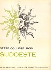 Page 7, 1956 Edition, San Diego State University - Del Sudoeste Yearbook (San Diego, CA) online yearbook collection