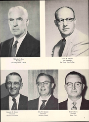 Page 15, 1957 Edition, San Diego State University - Del Sudoeste Yearbook (San Diego, CA) online yearbook collection