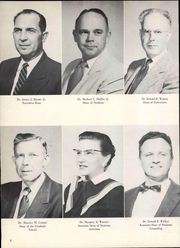 Page 16, 1957 Edition, San Diego State University - Del Sudoeste Yearbook (San Diego, CA) online yearbook collection
