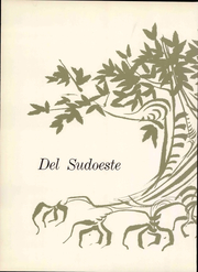Page 8, 1957 Edition, San Diego State University - Del Sudoeste Yearbook (San Diego, CA) online yearbook collection