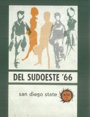 1966 Edition, San Diego State University - Del Sudoeste Yearbook (San Diego, CA)