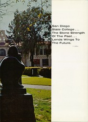 Page 7, 1966 Edition, San Diego State University - Del Sudoeste Yearbook (San Diego, CA) online yearbook collection
