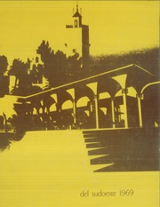 1969 Edition, San Diego State University - Del Sudoeste Yearbook (San Diego, CA)