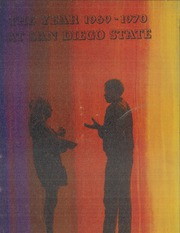 Page 1, 1970 Edition, San Diego State University - Del Sudoeste Yearbook (San Diego, CA) online yearbook collection