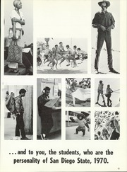 Page 17, 1970 Edition, San Diego State University - Del Sudoeste Yearbook (San Diego, CA) online yearbook collection