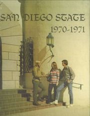 1971 Edition, San Diego State University - Del Sudoeste Yearbook (San Diego, CA)