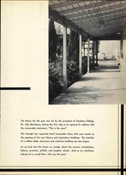 Page 11, 1954 Edition, Stockton College - El Recuerdo Yearbook (Stockton, CA) online yearbook collection