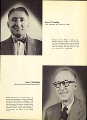 Page 15, 1954 Edition, Stockton College - El Recuerdo Yearbook (Stockton, CA) online yearbook collection