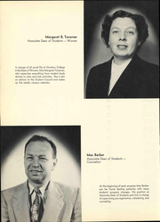 Page 16, 1954 Edition, Stockton College - El Recuerdo Yearbook (Stockton, CA) online yearbook collection
