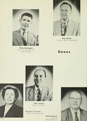 Page 16, 1955 Edition, Stockton College - El Recuerdo Yearbook (Stockton, CA) online yearbook collection
