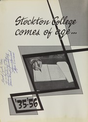 Page 16, 1956 Edition, Stockton College - El Recuerdo Yearbook (Stockton, CA) online yearbook collection