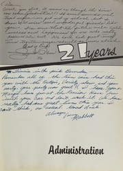 Page 17, 1956 Edition, Stockton College - El Recuerdo Yearbook (Stockton, CA) online yearbook collection