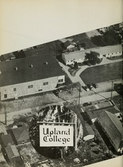 Page 12, 1950 Edition, Upland College - Echo Yearbook (Upland, CA) online yearbook collection