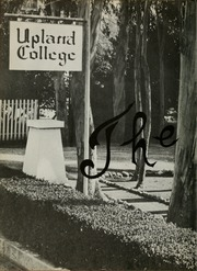 Page 6, 1950 Edition, Upland College - Echo Yearbook (Upland, CA) online yearbook collection