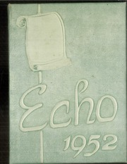 1952 Edition, Upland College - Echo Yearbook (Upland, CA)